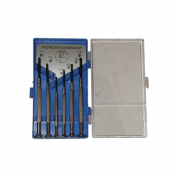 Jeweller's Screwdriver Set, 6 Piece, Economy