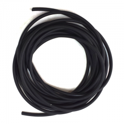 Latex Elastic Tubing, 10 ft