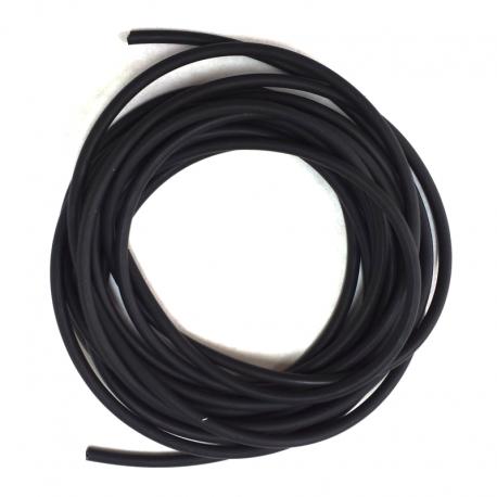Latex Elastic Tubing, 10 ft