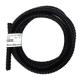 "Wire Loom 1/4"", Black, 5 ft"