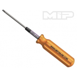 MIP Premium Ball End Hex Driver, 3/32""