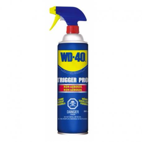 WD-40 Non Aerosol Trigger Pro, 20 oz/591 ml