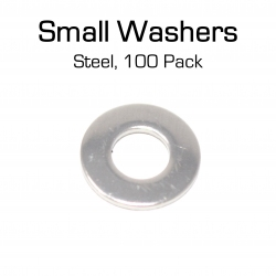 Steel Washer, 100 Pack