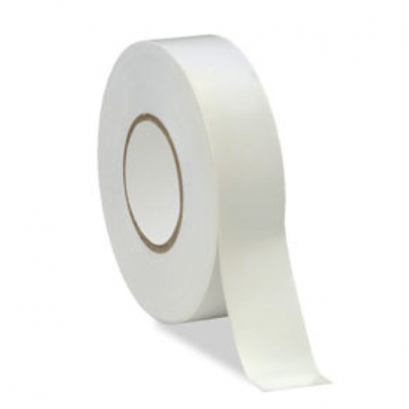 "White Electrical Tape, 3/4"" x 60 ft"