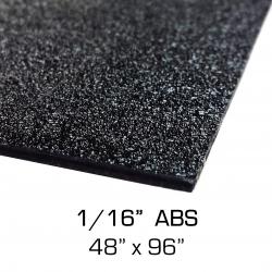"""ABS Sheet 48"""" x 96"""" x 0.0625"""""""