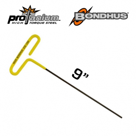 Bondhus® Extra Long T-Handle Hex Driver