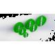 HS Lock Bar 3 Hole, for VEX EDR® High Strength Shafts