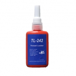 Thread Locker, Medium Strength (Blue), 50ml