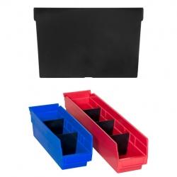 """Shelf Bin Divider, 8"""" x 6"""""""