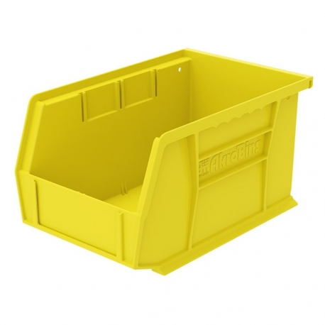 "Hanging AkroBin, 9"" x 6"" x 5"", Yellow"