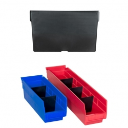 """Shelf Bin Divider, 4"""" x 4"""""""
