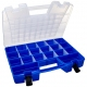 Akro Mils 62 Compartment Extra Large Organizer, 18""