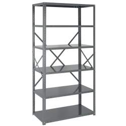 Steel Shelving - Click for Info